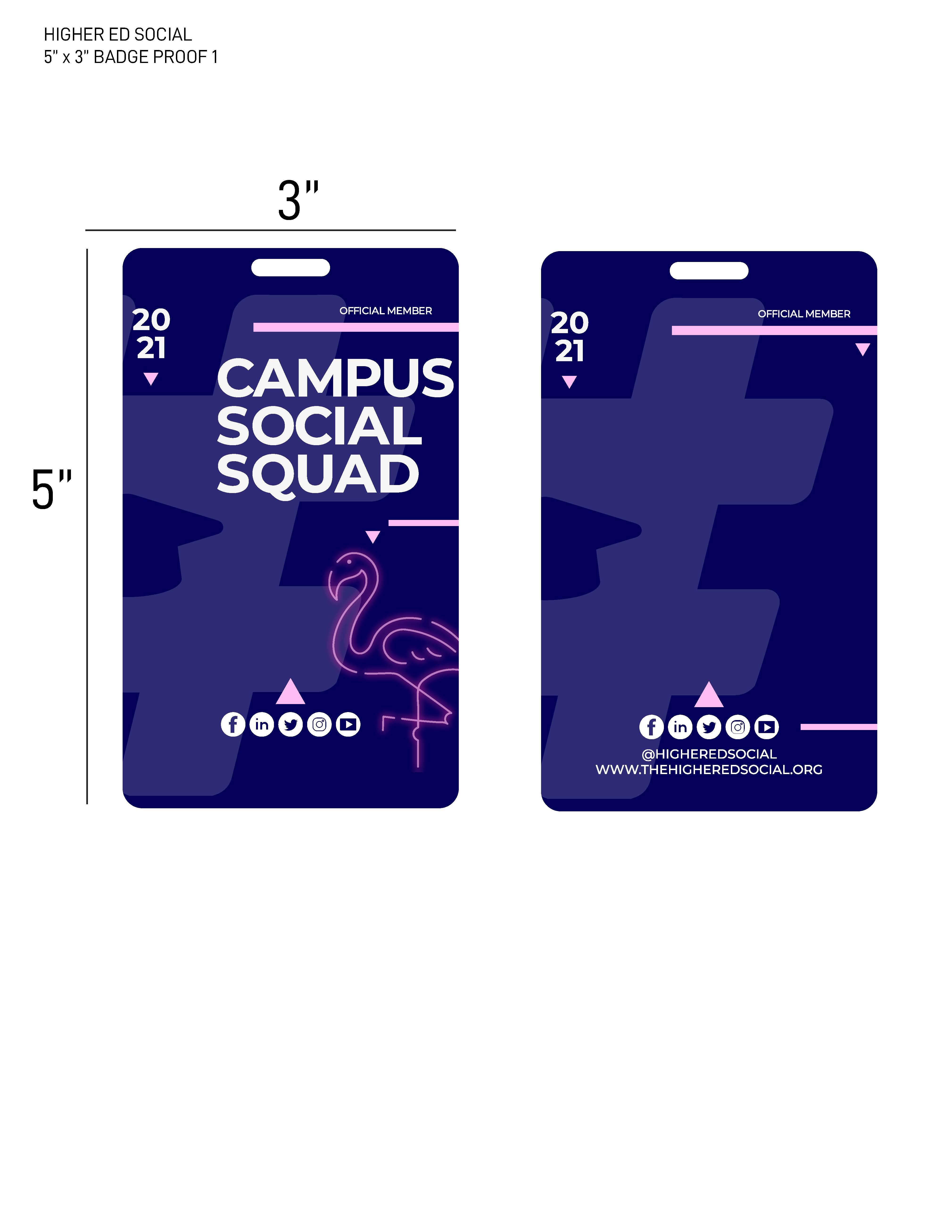 Campus Press Credential