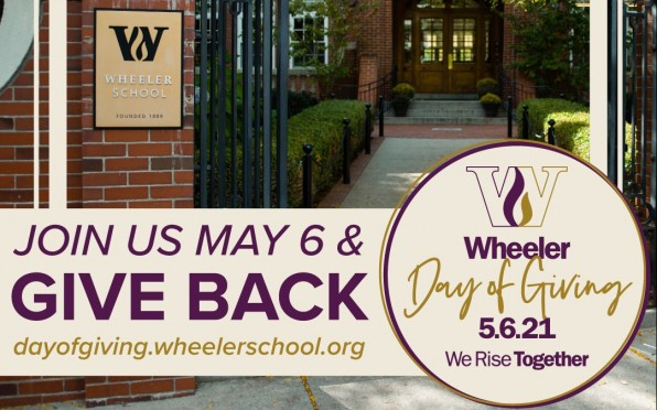 Wheeler's Day of Giving - May 6